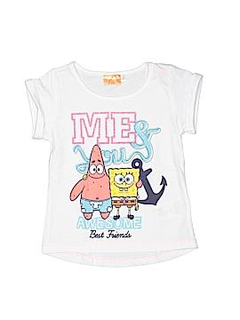Nickelodeon Short Sleeve T-Shirt Size 6