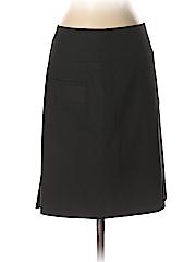 Banana Republic Women Wool Skirt Size 6 (Petite)