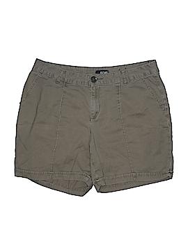 A.n.a. A New Approach Khaki Shorts Size 16w