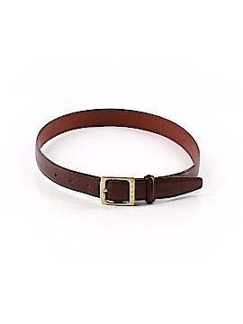 Coach Leather Belt Size XS