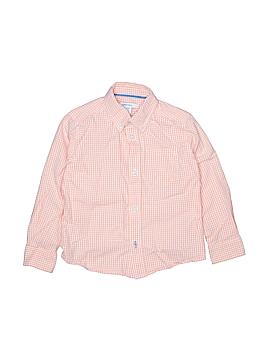 Greendog Long Sleeve Button-Down Shirt Size 4T - 4