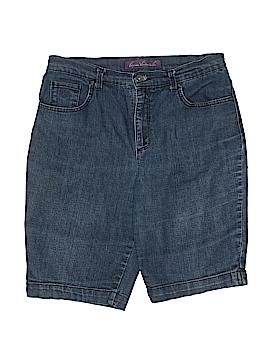 Gloria Vanderbilt Denim Shorts Size 10