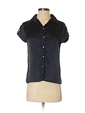Monoprix Autre Ton Short Sleeve Blouse Size 36 (EU)