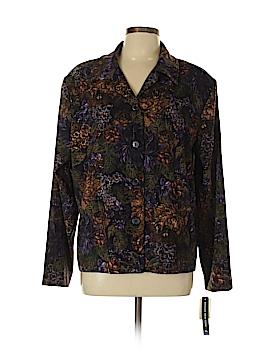Briggs New York Long Sleeve Button-Down Shirt Size XL