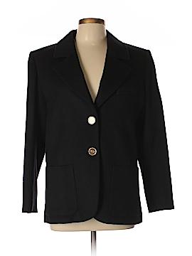 Yves Saint Laurent Wool Blazer Size 10