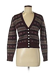 Ralph Lauren Blue Label Women Wool Cardigan Size M