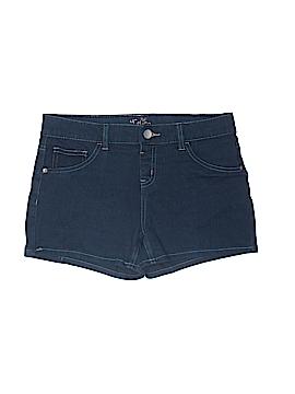 Justice Denim Shorts Size 18