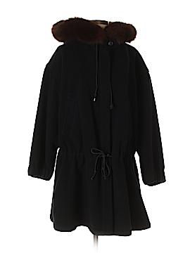 DKNY Wool Coat Size S