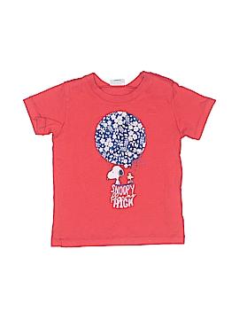 Peanuts Short Sleeve T-Shirt Size 9-12 mo