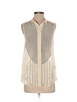 Jeunesse Sleeveless Silk Top Size XS