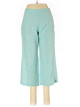 J.jill Linen Pants Size 2 (Petite)