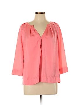 DKNYC 3/4 Sleeve Blouse Size L