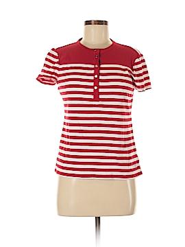 Chaus Sport Short Sleeve Henley Size M