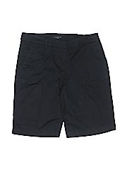 Talbots Women Khaki Shorts Size 2 (Petite)