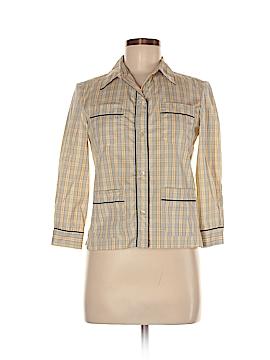 MARNI Long Sleeve Button-Down Shirt Size 40 (IT)