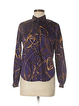 Ralph Lauren Long Sleeve Button-Down Shirt Size M (Petite)