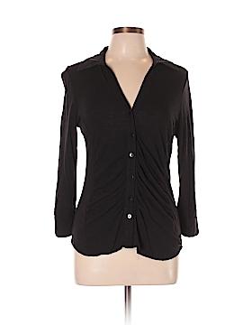 INC International Concepts Long Sleeve Button-Down Shirt Size L