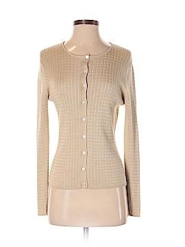 Neiman Marcus Silk Cardigan Size S