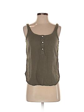 Cloth & Stone Sleeveless Henley Size XS