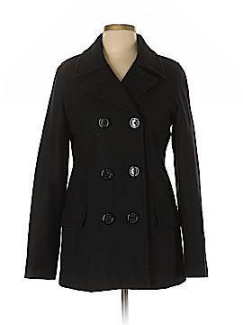 Delia Wool Coat Size L