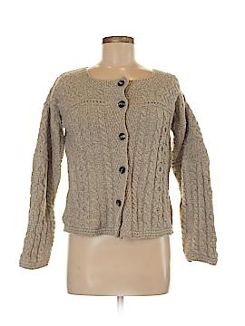 Inis Crafts Wool Cardigan Size M