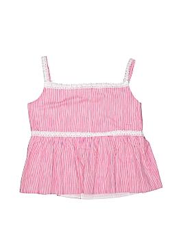 Isabel Garreton Sleeveless Blouse Size 7