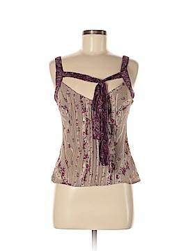 Plenty By Tracy Reese Sleeveless Silk Top Size 8