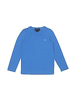 Ralph Lauren Long Sleeve T-Shirt Size 4T - 4
