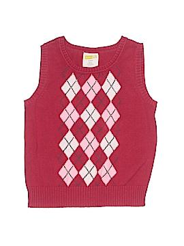 Crazy 8 Sweater Vest Size 5