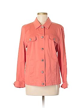 JM Collection Denim Jacket Size 10