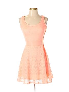 Heart Casual Dress Size XS