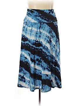 Jones New York Signature Casual Skirt Size 1X (Plus)