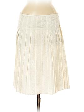 Robin Howe Silk Skirt Size 8