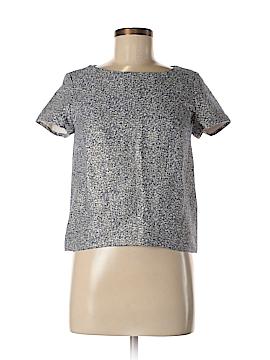 Paul & Joe Sister Short Sleeve Blouse Size XS (0)