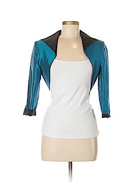 Marisa Baratelli Silk Blazer Size 6
