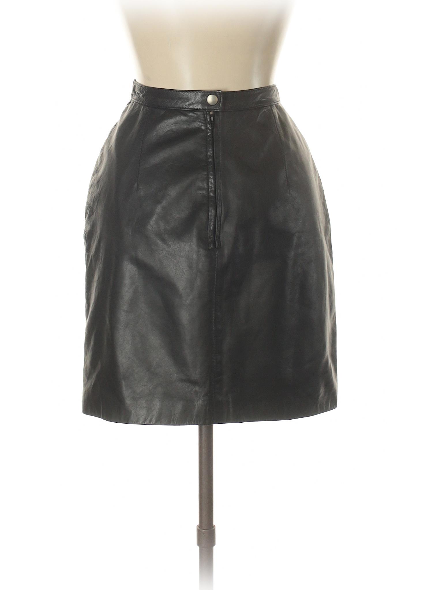 Boutique Boutique Leather Skirt Leather Skirt rOqwrEg
