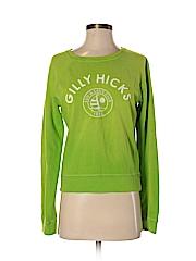 Gilly Hicks Women Sweatshirt Size S