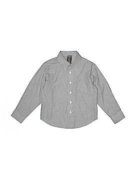 Dockers Long Sleeve Button-Down Shirt Size 6