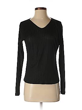REI Long Sleeve Silk Top Size S