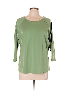L.L.Bean 3/4 Sleeve Jersey Size XL