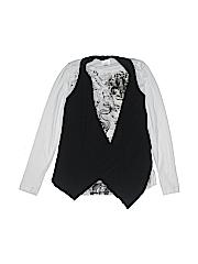 Xhilaration Girls Long Sleeve Top Size L (Youth)