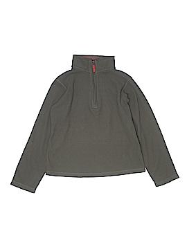 Lands' End Fleece Jacket Size M (Kids)