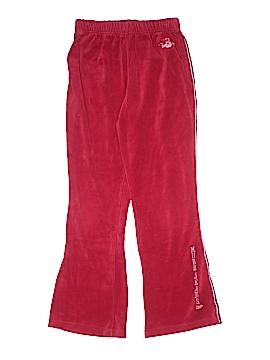 Mudd Girls Velour Pants Size 14