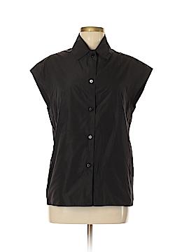 Carven Short Sleeve Button-Down Shirt Size 38 (FR)