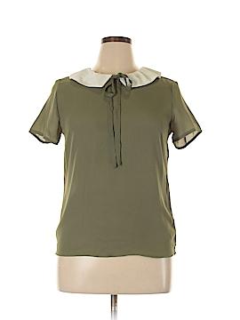 Bongo Short Sleeve Blouse Size XL