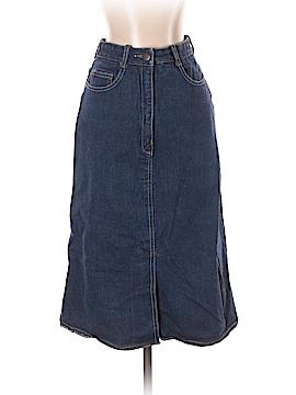 Jordache Denim Skirt Size 7