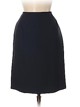 Kasper Women Casual Skirt Size 6 (Petite)