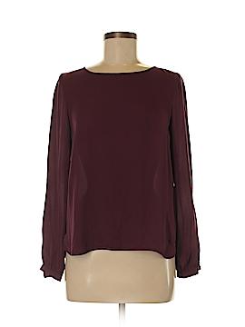 Ulla Johnson Long Sleeve Silk Top Size 2