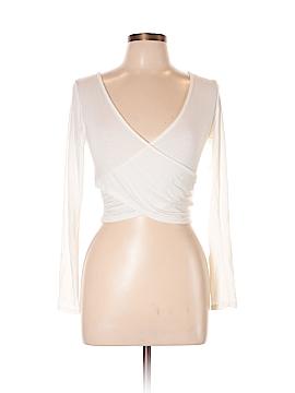 Doublju Long Sleeve Top Size L