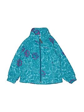 Columbia Fleece Jacket Size 4